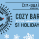 Cozy Bar Party at The Catahoula - $1 Holiday Drinks