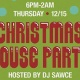 Christmas House Party hosted by Dj Sawce