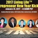 2017 Living Life La Entrepreneur New Year Kickoff