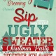 Ugly Sweater Christmas Party w/ Victory Brewing!