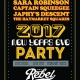 NYE with Sara Robinson, Captain Squeegee, Japhy's Descent & more
