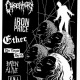 NYE Matinee: Dysentery, Iron Price, Ether, Eaten Alive + more