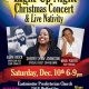 Light Up Night Christmas Concert & Live Nativity