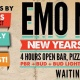 Emo Night New Years Eve Party!