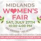 3rd Annual Midlands Women's Fair