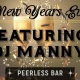 New Years Eve with DJ Manny
