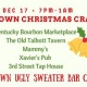 Bardstown Christmas Crawl Ugly Sweater Get-Together
