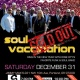 NYE 2017 - Jimmy Mak's presents Soul Vaccination