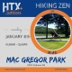 HTXO Hiking Zen with Lone Star Yoga