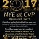 NYE is HOT at CVP