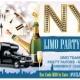 2017 New Years Eve (NYE) Limo Bus Crawl Chicago