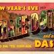 Aloha 2017 - New Year's Eve at Three Dots and a Dash!