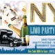 2017 New Years Eve (NYE) Limo Bus Crawl Dallas