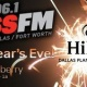 106.1 KISS FM New Year's Eve Hosted by Kellie Rasberry