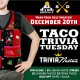 Ugly Sweater Trivia Tuesday with Sea Dog