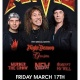 ANVIL w/ Night Demon, Graveshadow, And Guests