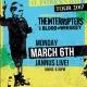 Dropkick Murphys St. Patrick's Day Tour