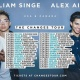 William Singe & Alex Aiono at Plaza LIVE Orlando