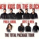 The Total Package Tour: NKOTB w/ Paula Abdul and Boyz II Men