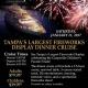 Fireworks Display Dinner Cruise | Yacht Starship