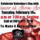 4 Course Valentine's Dinner at Stone Soup Cafe