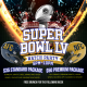 Big Game Party at Localz Sports Bar and Grill