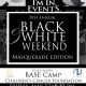 8th Annual Black and White Weekend (Masquerade Edition) May 12