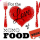 For the Love of Food Trucks + Dogs!