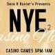 D&B Virginia Beach New Years Eve Casino Night