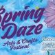 26th annual Spring Daze Arts & Crafts Festival