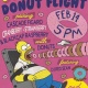 Cascade and Donut Flight Party