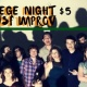 College Improv Night With USF Improv
