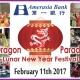 6th Annual Dragon Parade Lunar New Year Festival 2017