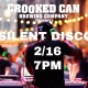 Crooked Can's Silent Disco
