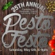 25th Annual PestoFesto!