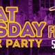 Fat Tuesday 2017 Block Party | Wall Street Plaza