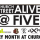 Alive @ Five on Church Street