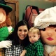 Family Day in the Village - St. Patrick's Day Season