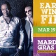 Earth, Wind & Fire at Universal Mardi Gras
