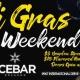 Icebar Orlando's Mardi Gras Weekend