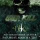 Overkill + Nile - Tampa - The RITZ Ybor