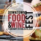 9th Annual Downtown Food & Wine Festival
