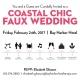 A Coastal Chic Faux Wedding at Bay Harbor Hotel