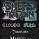 Ghetto Trippin Tour ft. Cloud-D, SuDs, Laika Beats, & Ind33p