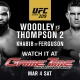 Watch UFC 209 Woodley vs Thompson at GameTime!