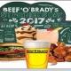 St. Patrick's Day | Beef 'O' Brady's