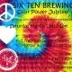 Six Ten Brewing Sour Power & Tie Dye