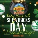 Church Street St. Patrick's Day Block Party -FREE GREEN BEER