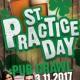 The St. Practice Day Pub Crawl