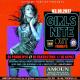 GIRLS NITE OUT fridays at AMOUN MAR 10th